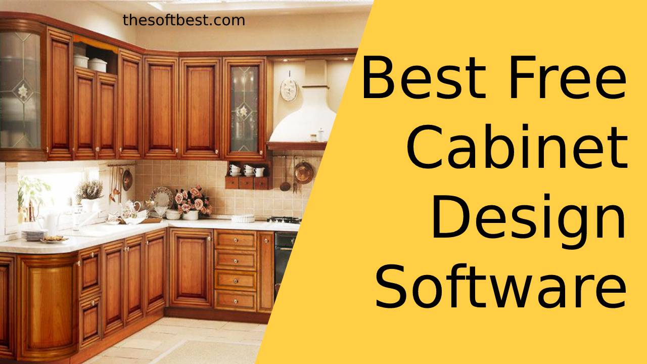 4 Best Free Cabinet Design Software In 2021 Consumer S Reviews